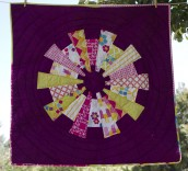 spoked quilt