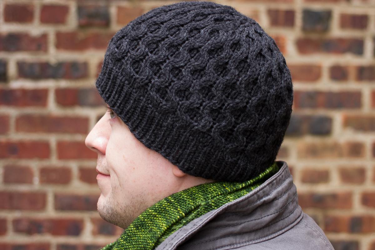 116bb424959 honeycomb hat for jason | pepperknit