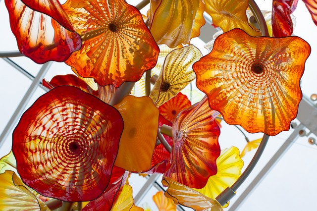 chihuly museum and garden