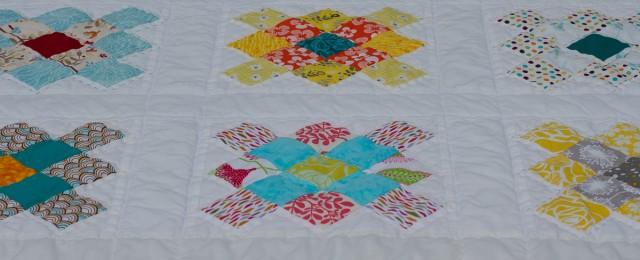 pepperknit.com: granny square quilt