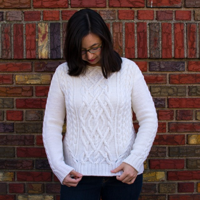 Pepperknit | Brooklyn Tweed Stonecutter