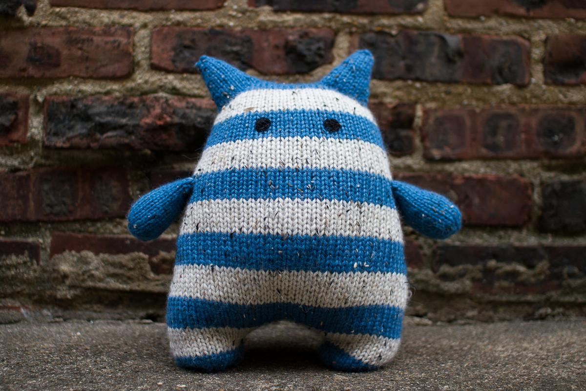 Monster Hat Knitting Pattern : another monster pepperknit