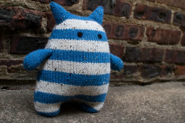 pepperknit | knit monster
