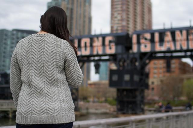 pepperknit | brooklyn tweed cordova