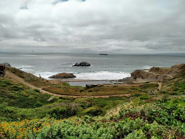 pepperknit | sutro baths