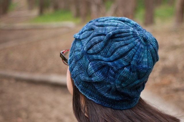 pepperknit | spinster slouch
