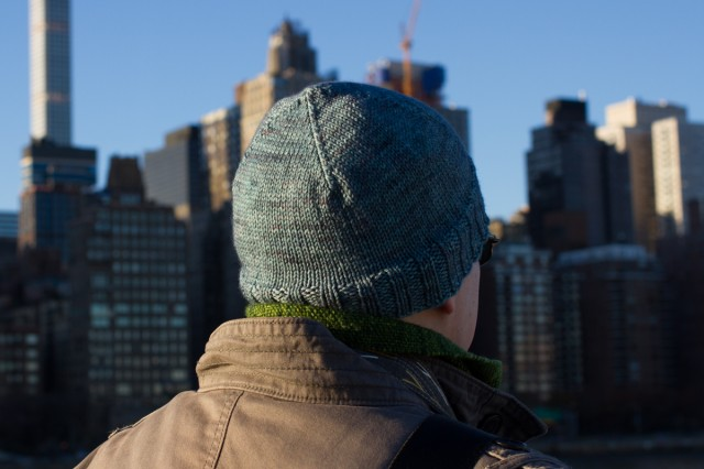 pepperknit | basic hat