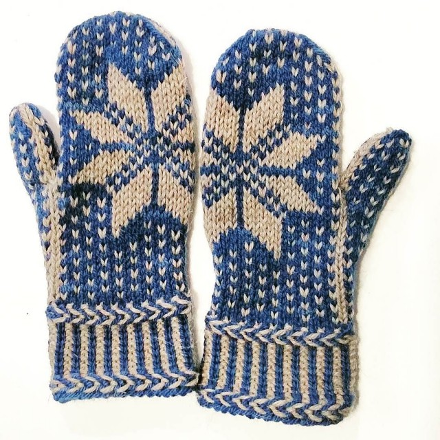 macro mitts | pepperknit