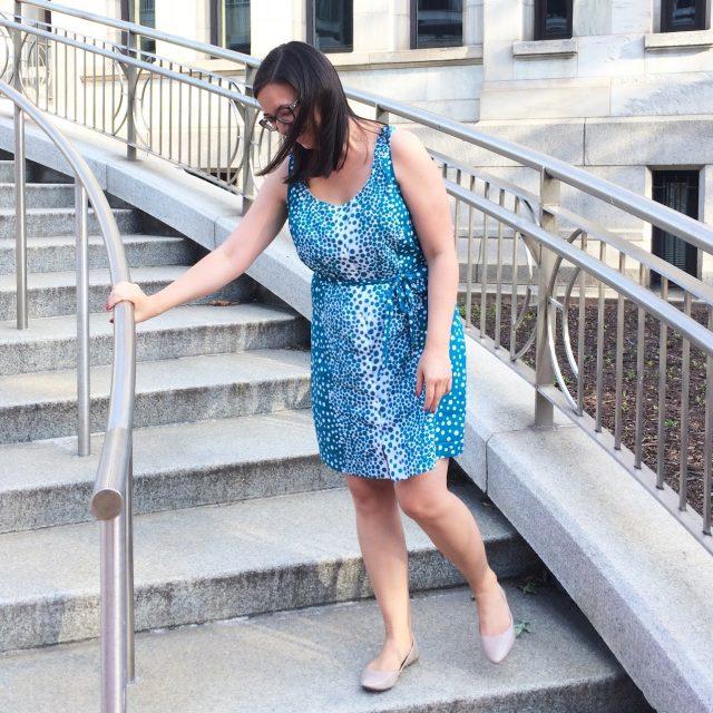 adelaide dress | pepperknit.com